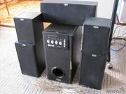 Продам акустическую систему Sven IHOO-MT5.1