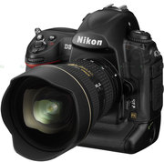 Nikon D300 Digital SLR Camera with Nikon AF-S DX 18-200mm lens  $1800